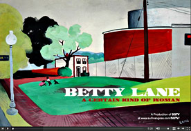Betty Lane, 2010