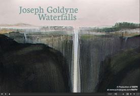 Joseph Goldyne Waterfalls